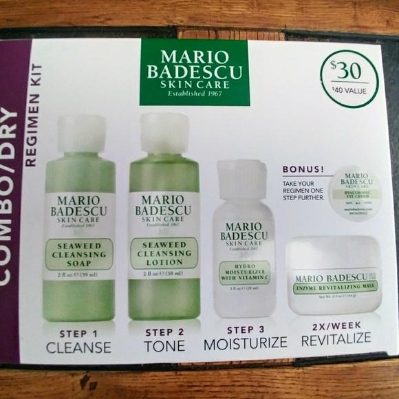 Mario Badescu Dry Skin Kit